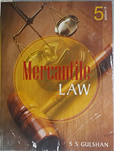 9789350626214: MERCANTILE LAW- 5TH EDITION