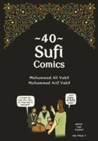 9789350675939: 40 Sufi Comics