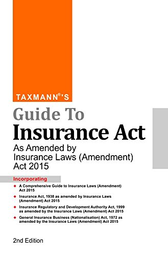 9789350716397: Guide To Insurance Act
