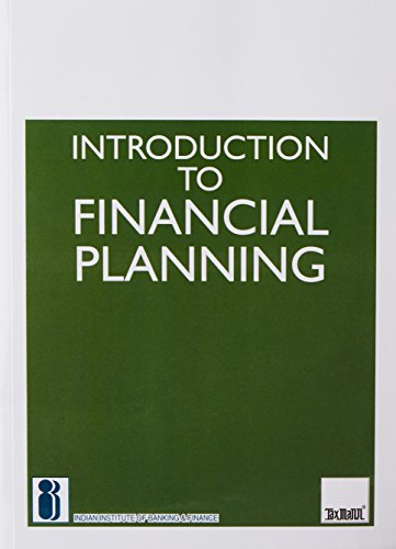 Introduction to Financial Planning: Taxmann Allied Services Pvt Ltd.