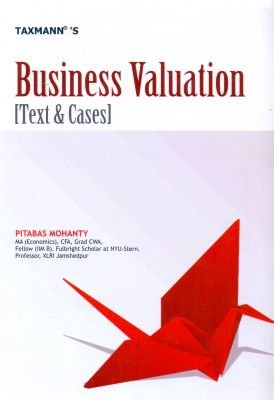 9789350717219: Business Valution - Text and Cases