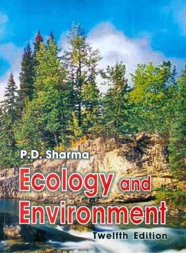 9789350780688: Ecology and Environment