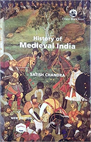 History Of Medieval India: S.K.Saxena