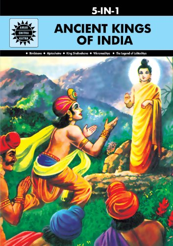 9789350850749: Ancient Kings Of India: 5 In 1