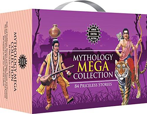 9789350854518: Mytho Mega Pack: 84 Titles, (English)