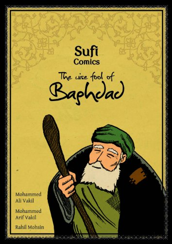 9789350872291: Sufi Comics: The Wise Fool of Baghdad