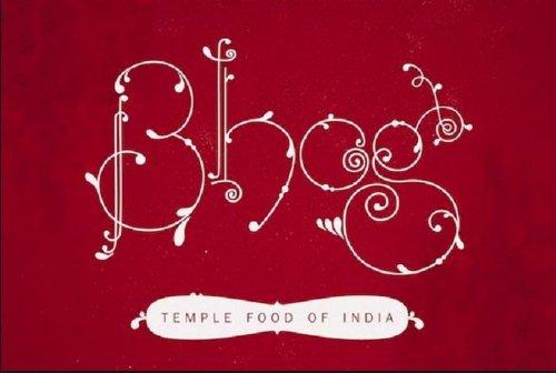 9789350879627: Bhog Temple Food Of India