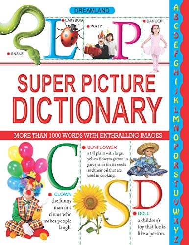 9789350893340: Super Picture Dictionary