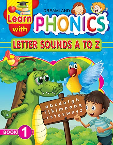 9789350895306: Learn With Phonics Book - 1