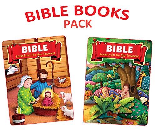 9789350897836: Bible (Set of 2 Books) [Paperback]