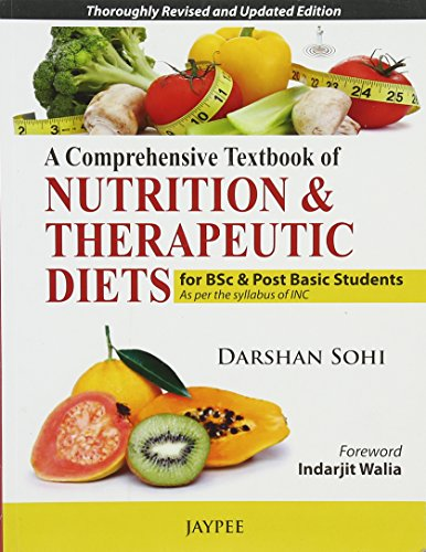 Old) A Comprehensive Textbook Of Nutrition &: Darshan Sohi
