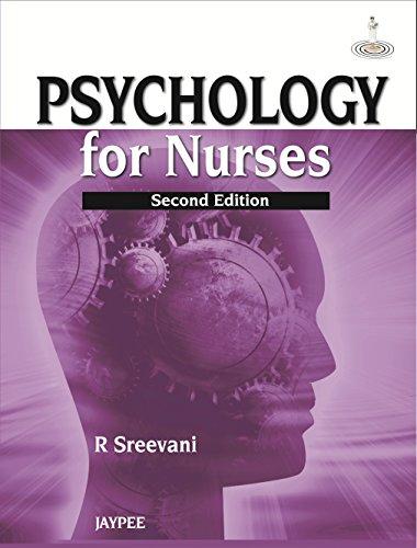 9789350902943: Psychology for Nurses