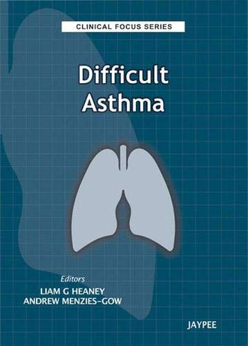 9789350902998: Difficult Asthma (Clinical Focus)