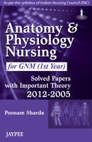 9789351524045: Anatomy and Physiology Nursing for GNM (1st Year ...