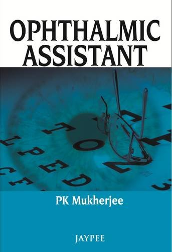 Ophthalmic Assistant: P.K. Mukherjee