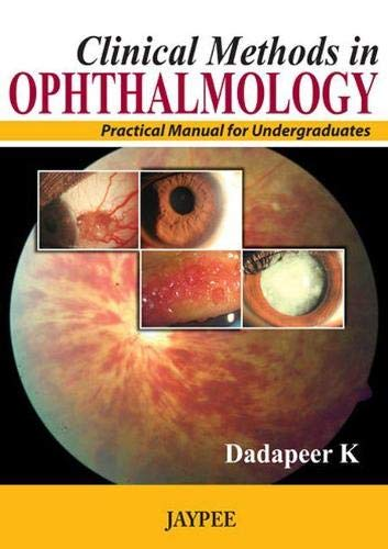 9789350904404: Clinical Methods in Ophthalmology: Practical