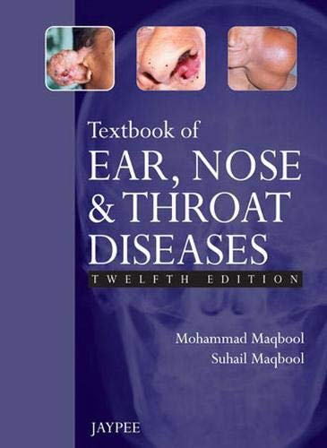 9789350904954: Textbook of Ear, Nose and Throat Diseases