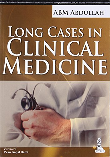 Long Cases In Clinical Medicine, 1/E R.P.: Abdullah