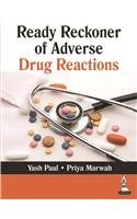 Ready Reckoner of Adverse Drug Reactions: Priya Marwah Yash