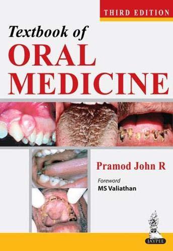 Textbook of Oral Medicine: Ghom, Anil Govindrao,