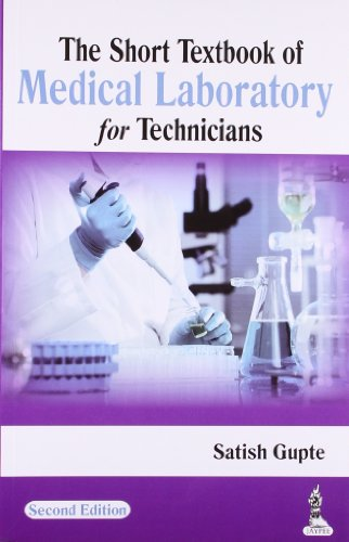 9789350908518: The Short Textbook of Medical Laboratory for Technicians
