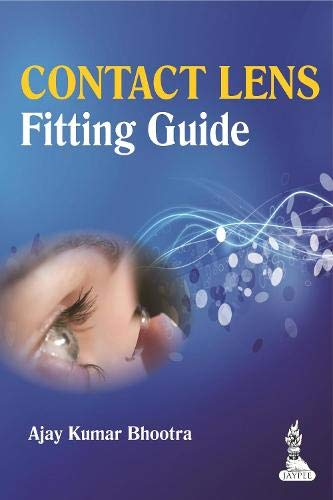 9789350909744: Contact Lens Fitting Guide