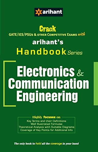 9789350943847: Handbook Series of Electronics & Communication Engineering