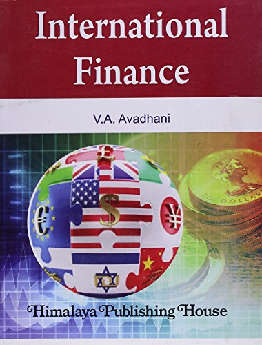 International Finance: Avadhani, V.A.