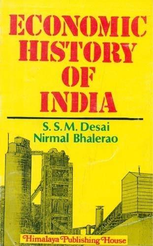 Economic History of India: Desai & Bhalerao