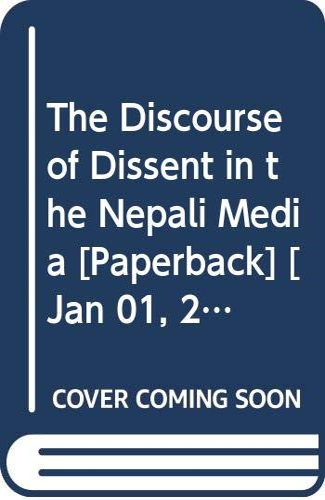 RCSS Policy Studies 58: The Discourse of: Daya Raj Subedi
