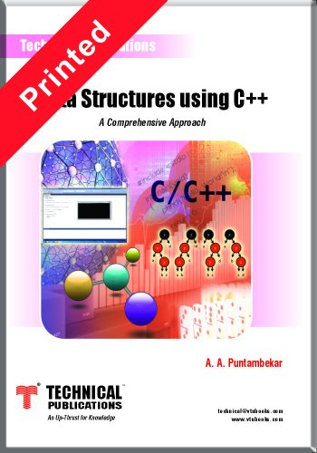 Data Structure Using C++: A.A. Puntambekar