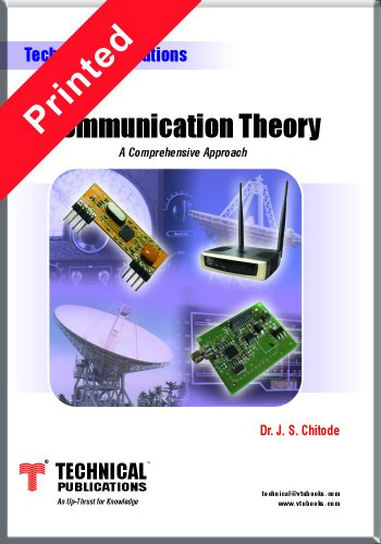 Communication Theory: A Comprehensive Approach: Dr J.S. Chitode