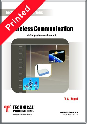 Wireless Communication: V.S. Bagad