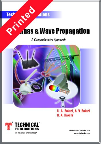 Antennas and Wave Propagation: A.V. Bakshi,K.A. Bakshi,U.A. Bakshi