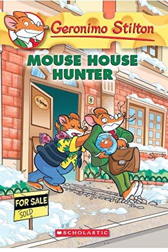 9789351030164: Mouse House Hunter:Geronimo Stilton