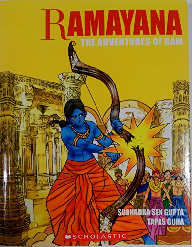 9789351030249: Ramayana: The Adventures of Ram