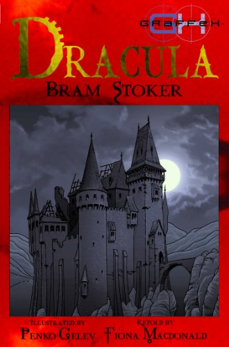 GRAPHIC HORROR: DRACULA: No Author