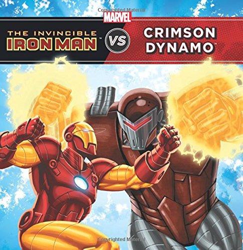 9789351031086: Iron man Vs Crimson Dynamo