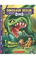 9789351031888: Dinosaur Rescue #3 Velocitchy Raptor