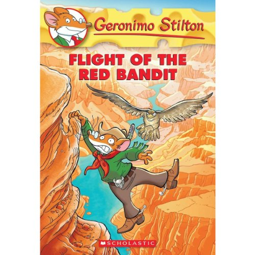 9789351031918: GERONIMO STILTON #56 FLIGHT OF THE RED BANDIT