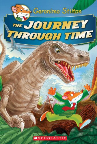 9789351031932: GERONIMO STILTON?S THE JOURNEY THROUGH TIME