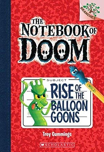 9789351032120: The Notebook of Doom - 01: Rise of The Ballon Goons
