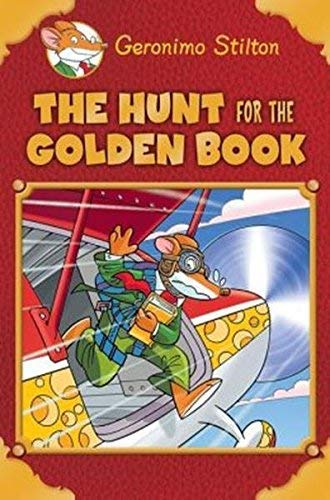 9789351032168: Geronimo Stilton - The Hunt for the Golden Book
