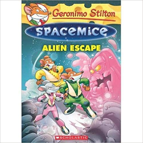 9789351032175: Geronimo Stilton; Spicemice # 01 Alien escape