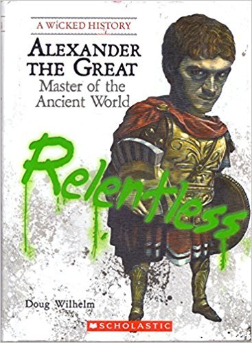 9789351032649: A Wicked History- Alexander The Great