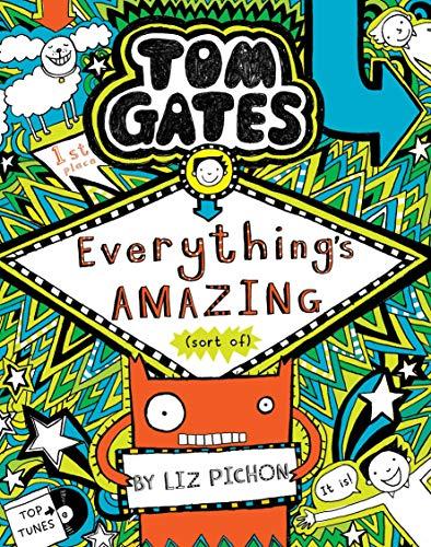 9789351033011: Scholastic India Tom Gates Book #3: Everythings Amazing
