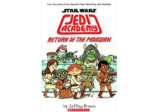 9789351033271: Star Wars Jedi Academy Return of the Padawan [Hardcover] [Feb 15, 2015] Jeffrey Brown