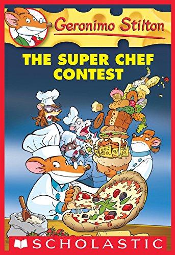 9789351033288: GERONIMO STILTON #58 THE SUPER CHEF CONTEST