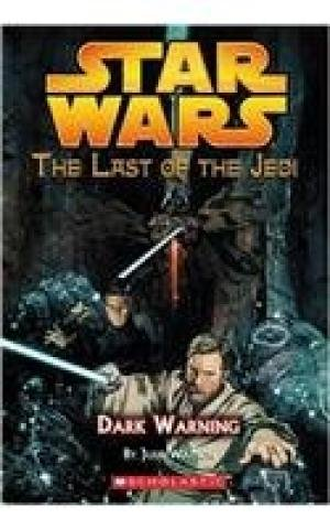 9789351033639: Star Wars: The Last of the Jedi #2: Dark Warning by NA