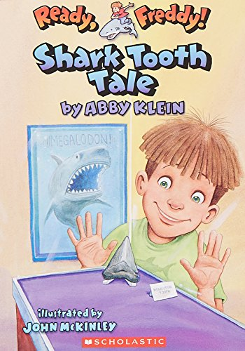 READY FREDDY!#09 SHARK TOOTH TALE: ABBY KLEIN